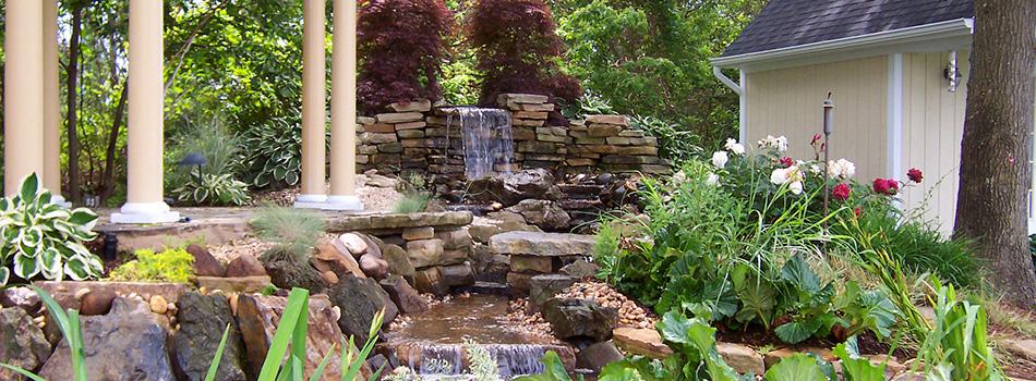 Landscape design construction landscape maintenance for Landscape design contractors